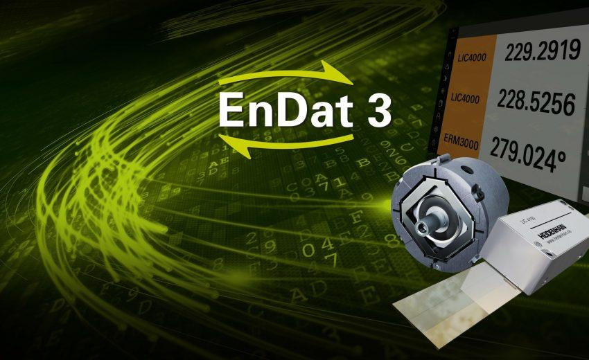 HEIDENHAIN EnDat 3 hos NORDIC ApS